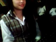 Cute Pinay college student nagshow